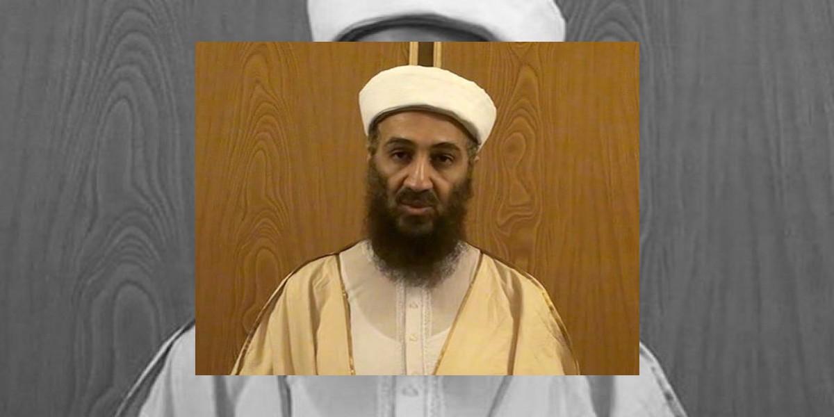 Estudian qué hacer con las tres esposas de Bin Laden