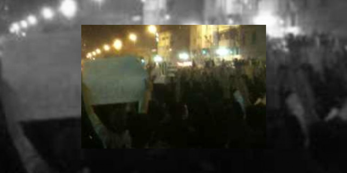 Más de 30 mil personas en Alameda protestan contra HidroAysén