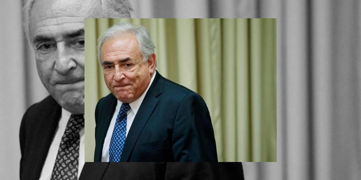 Director del FMI es detenido por una supuesta agresión sexual