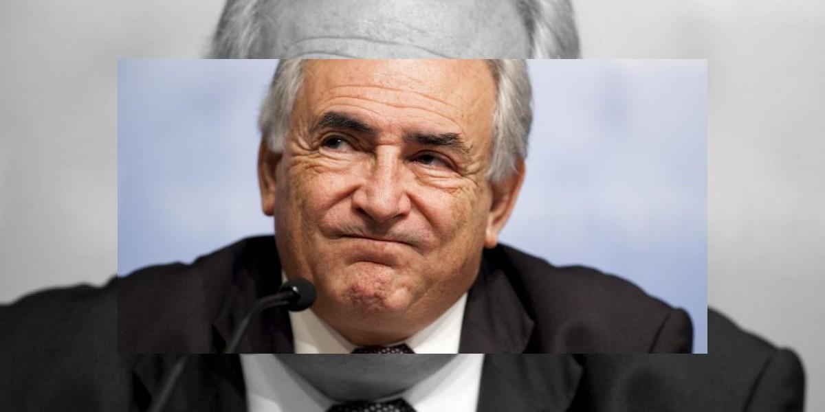 Director del FMI envuelto en grave escándalo sexual