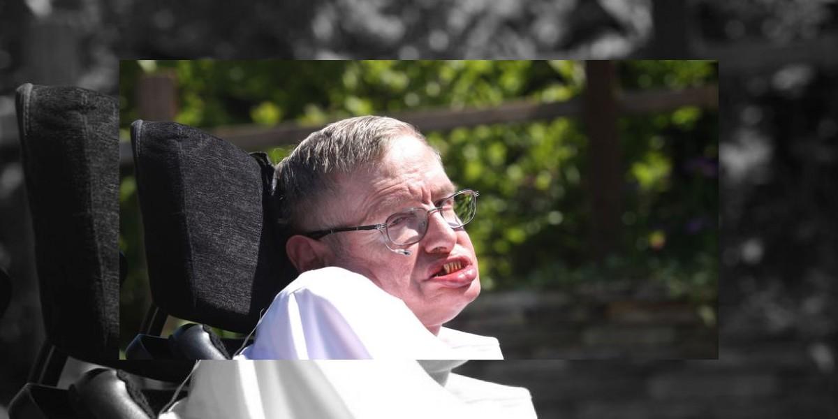 Stephen Hawking cree que la vida después de la muerte es un cuento de hadas