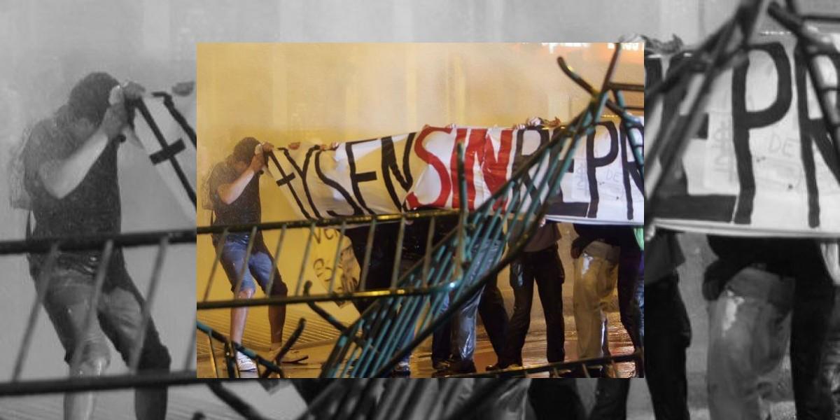 HidroAysén: acusan represión hasta para informar