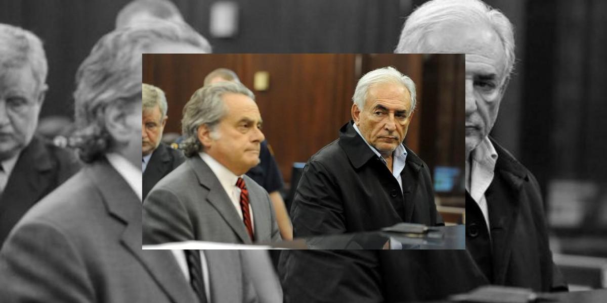 """Periodista acusa a Strauss-Kahn: """"Es como un  chimpancé en celo"""""""