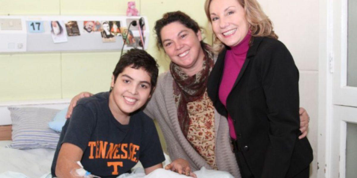 Muestran primeras imágenes de Kevin Silva tras atropello y recibe pensión de gracia