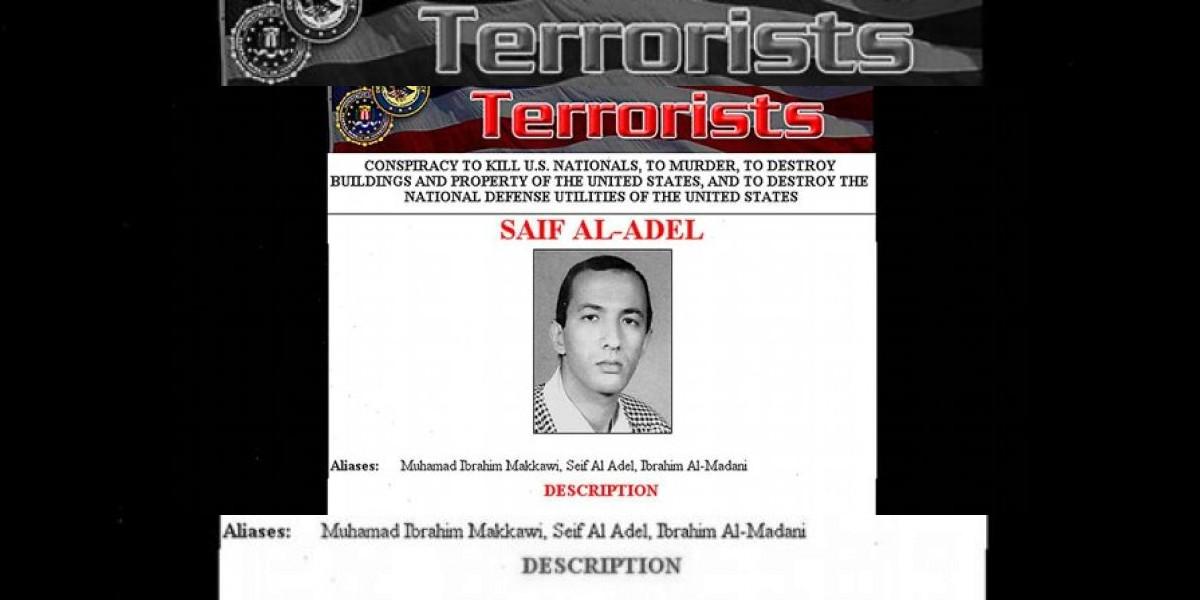 Al Qaeda nombra a egipcio de 50 años como sucesor de Bin Laden
