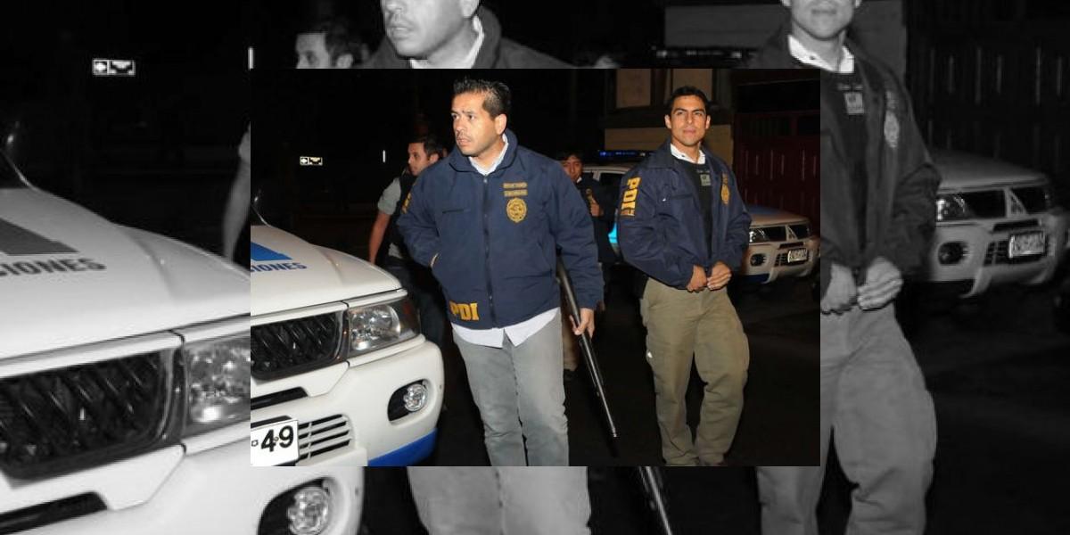 Pareja detenida en Osorno: Destruyeron baño de pub teniendo relaciones