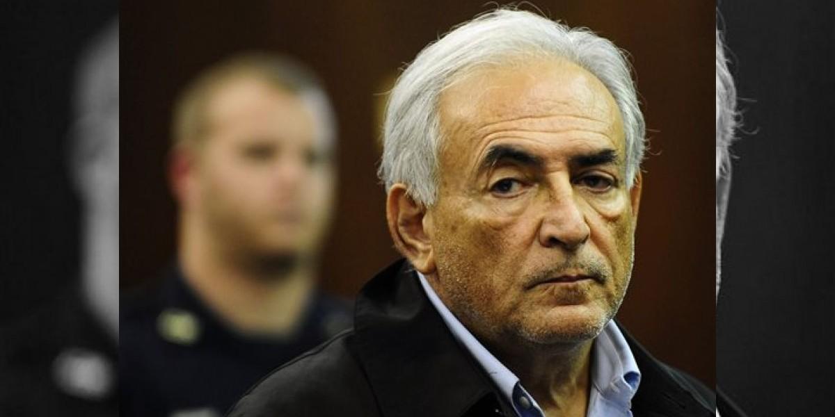 Nueva arista en caso Strauss-Kahn: otra persona estaría involucrada