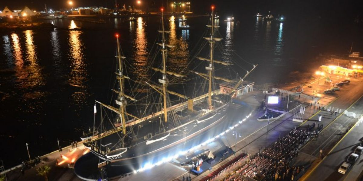 Chile ya tiene su séptima Esmeralda