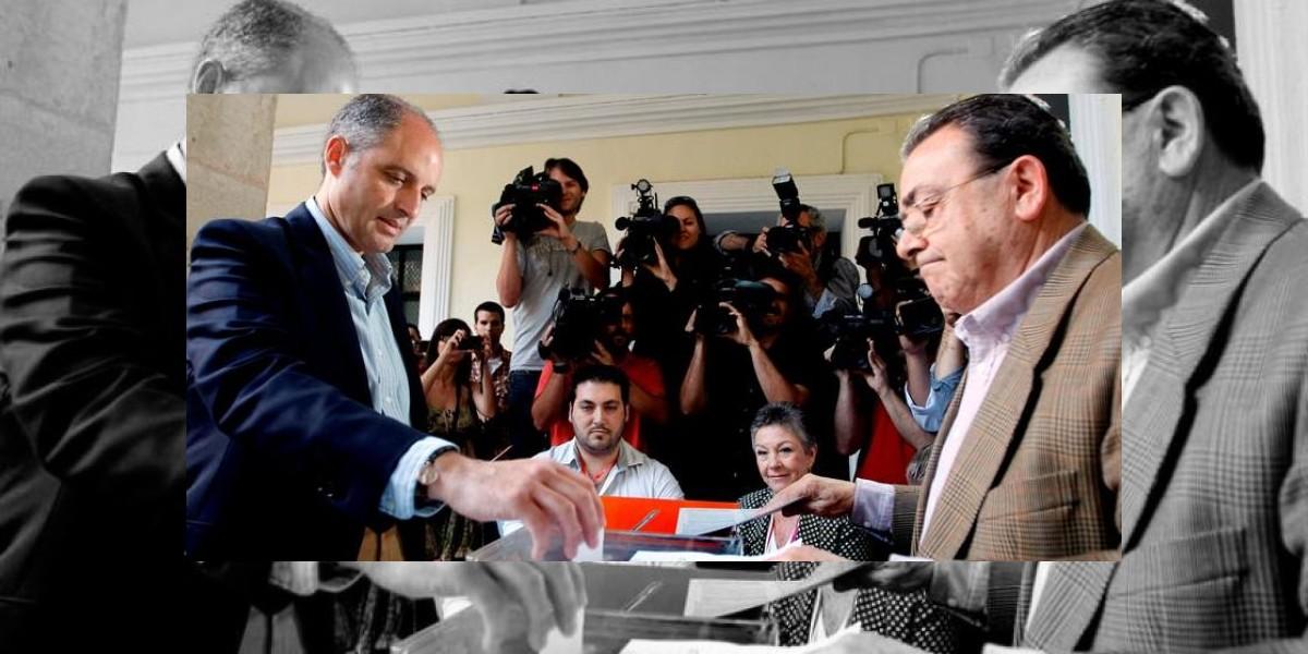 Con tranquilidad se lleva a cabo la jornada electoral en España