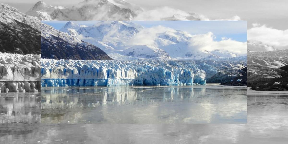 Imágenes satelitales confirman nuevo vaciado de lago en Aysén
