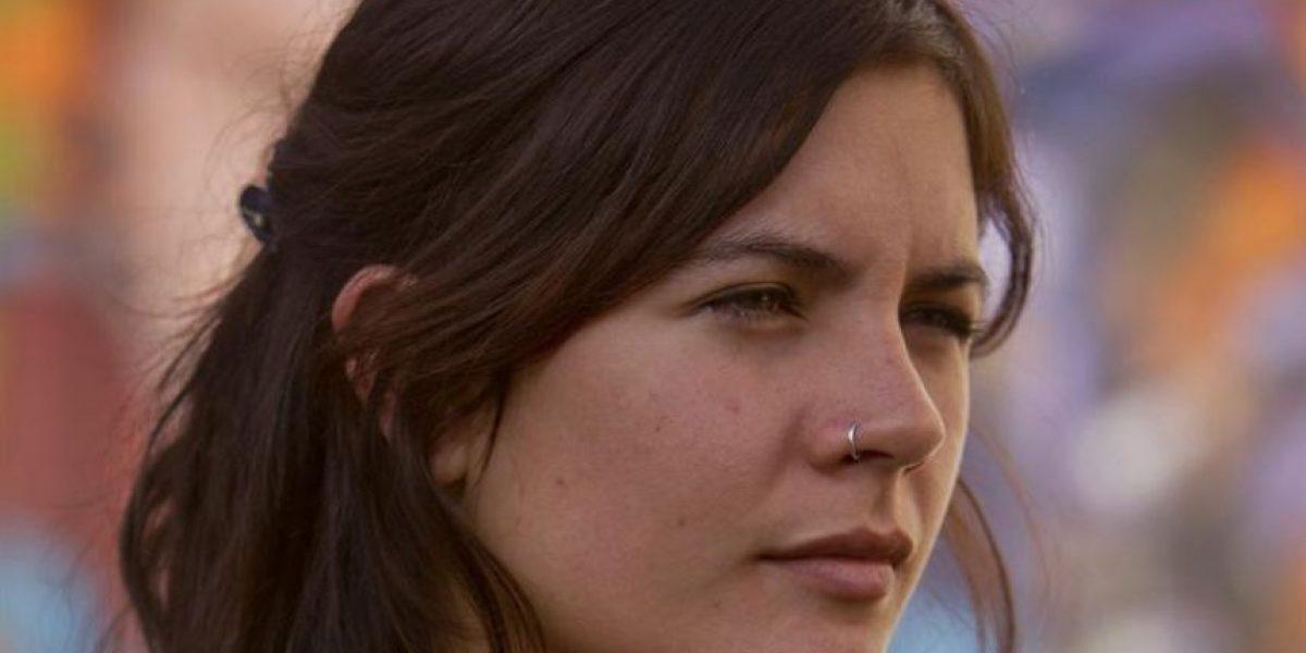 La linda presidenta de la Fech llama la atención de las agencias internacionales