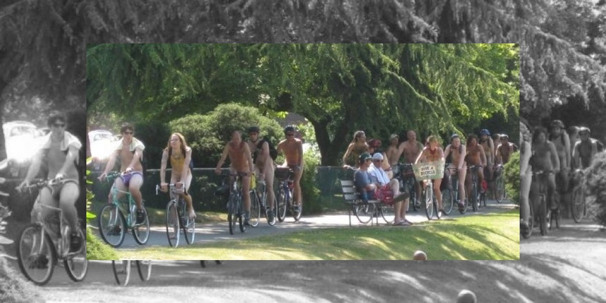 Ya son 38 los inscritos para participar este sábado en una Cicletada Nudista