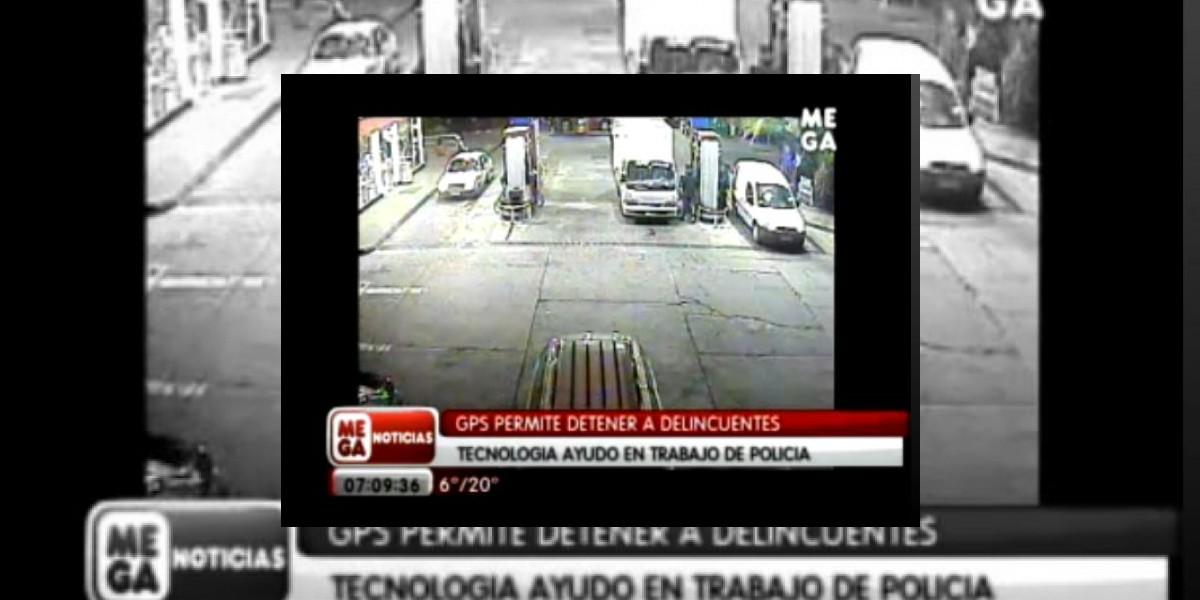Delincuentes caen gracias a GPS de autos que robaron