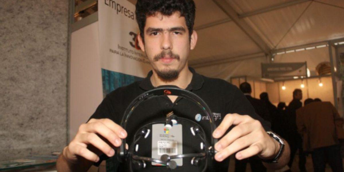 Invento chileno permite manejar el  computador con el pensamiento