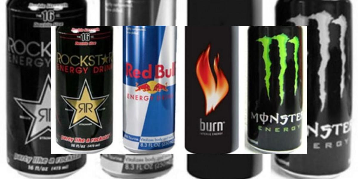 Alertan sobre los peligrosos efectos de las bebidas energéticas