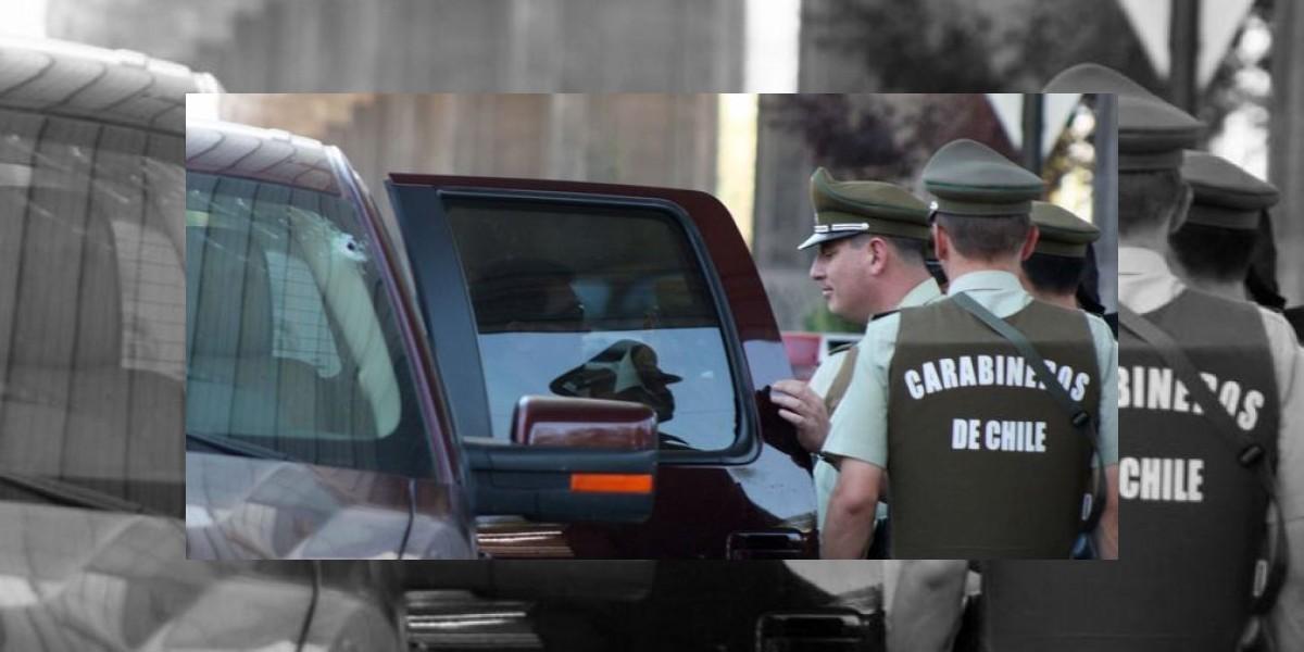 Grave se encuentra joven de 22 años apuñalada por ex pareja en Las Condes
