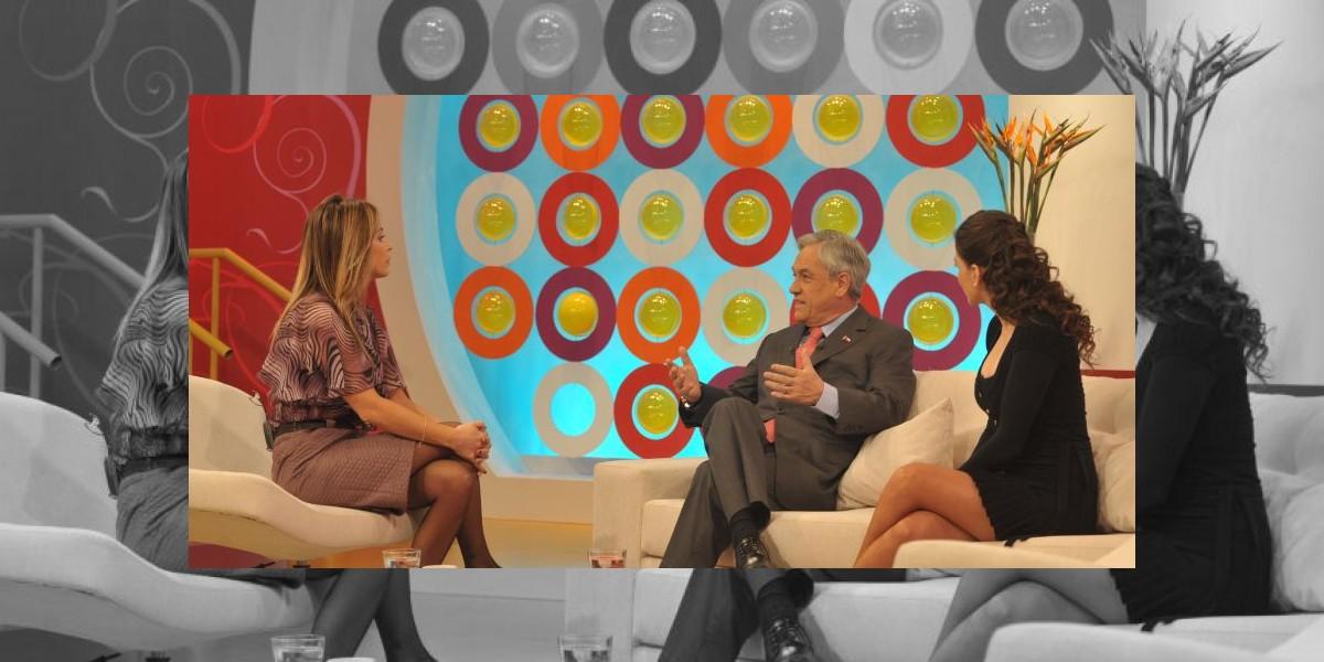 Piñera en matinal de CHV: