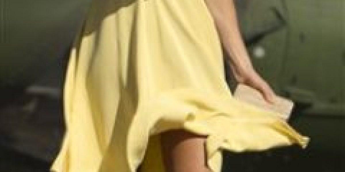 [FOTOS] El viento le jugó una mala pasada a la Princesa Catalina