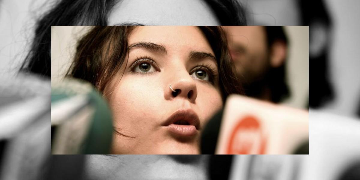 Camila Vallejo desafía al gobierno por recorrido de marcha estudiantil