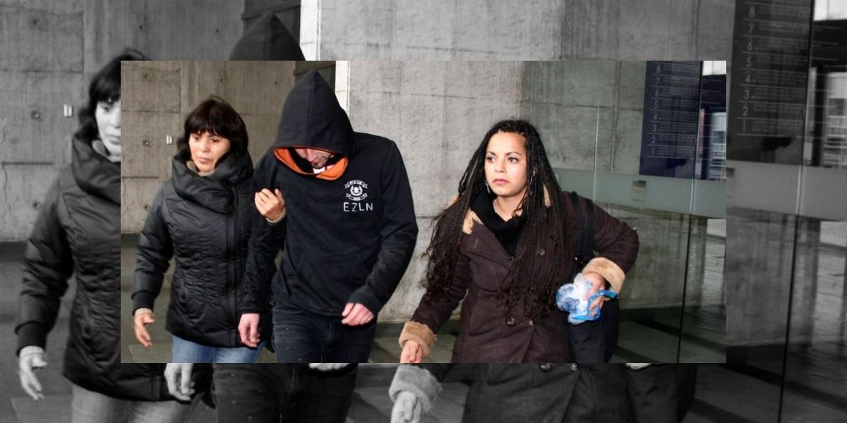 Piden sancionar a juez que dejó libre a joven que lanzó molotov a Carabinero