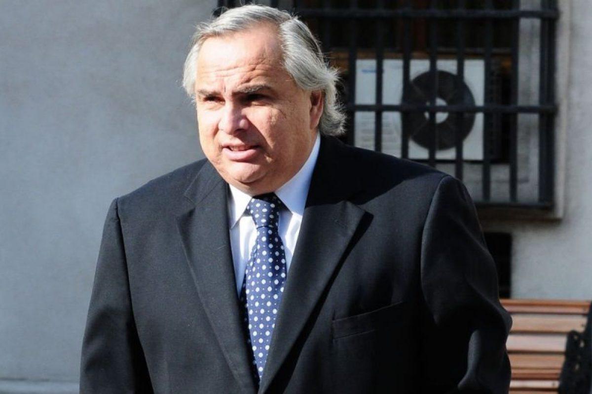 Andrés Chadwick (UDI) es uno de los nuevos rostros del gabinete ministerial. Foto:UPI. Imagen Por:
