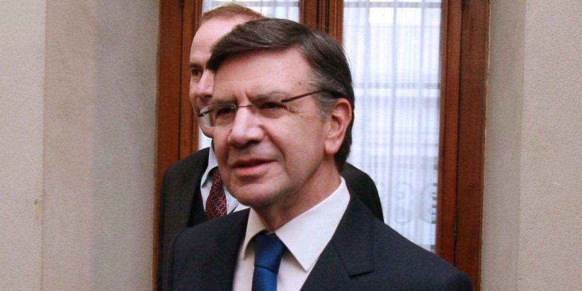 Cambio de gabinete: Lavín sale de Educación y Golborne deja de ser biministro
