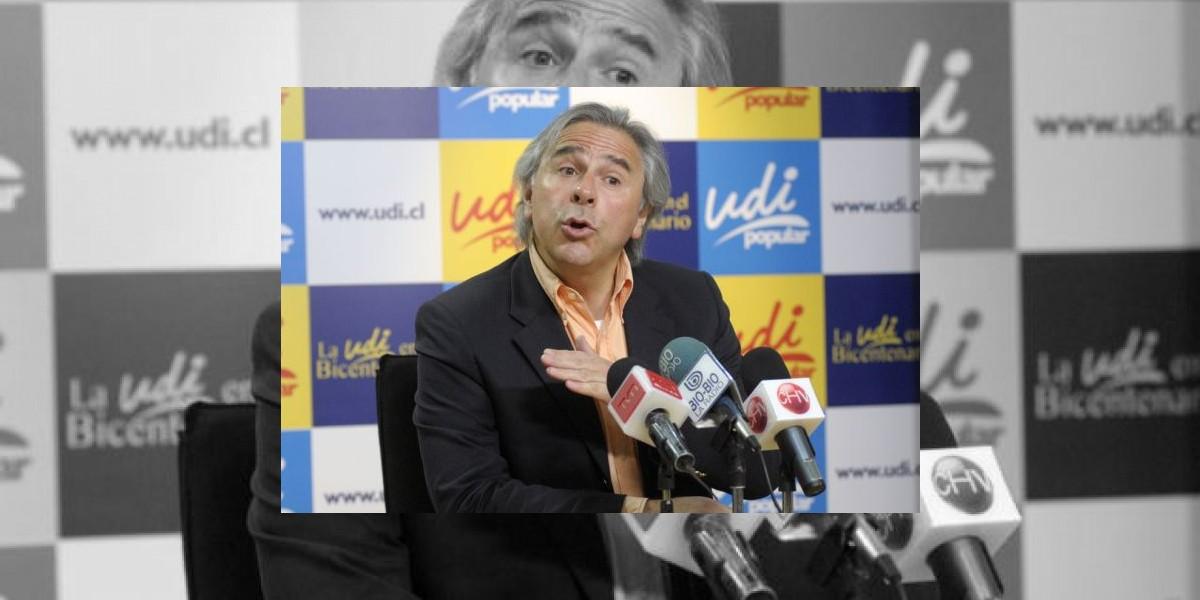 Iván Moreira se candidatea para el Senado y descarta a Von Baer