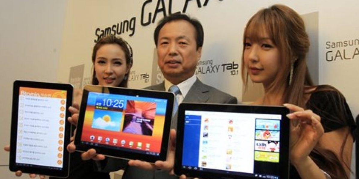 Samsung lanza la Galaxy Tab 10.1 para competir con el iPad 2