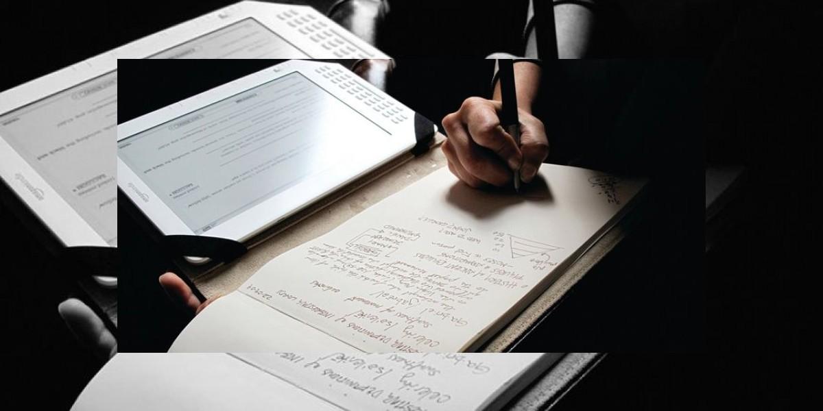 Los beneficios de escribir