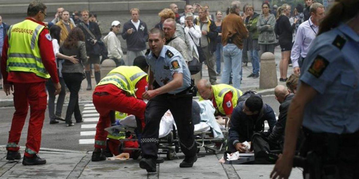 Noruega: Al menos 11 muertos deja explosión y posterior balacera en Oslo