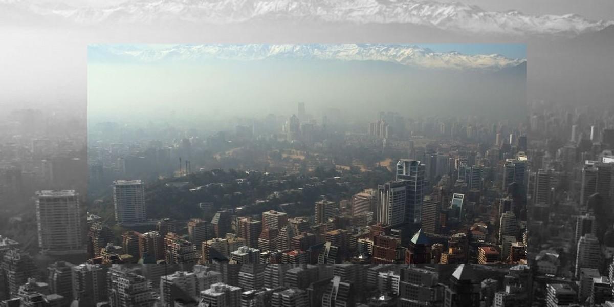 Calidad del aire obliga a intendencia a decretar estado de Alerta Ambiental