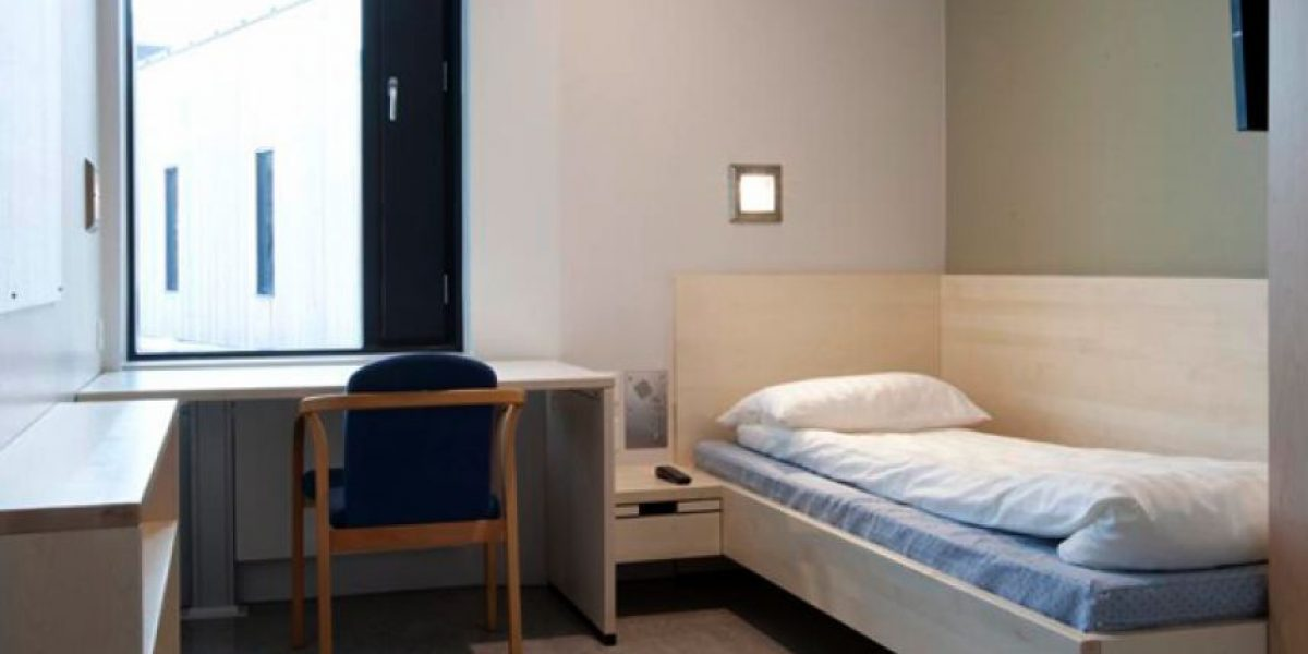 Asesino de Noruega cumpliría su condena en la cárcel más lujosa del mundo