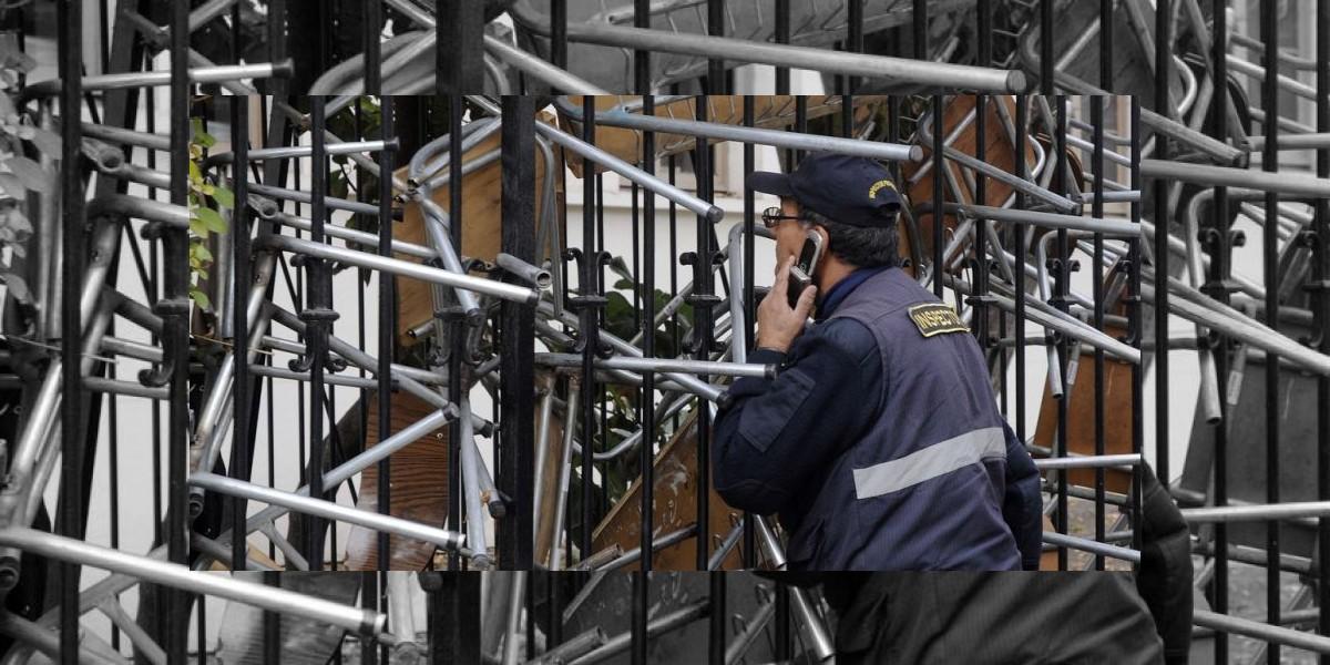 A dos meses de conflicto estudiantil colegio particular de Las Condes se une a tomas