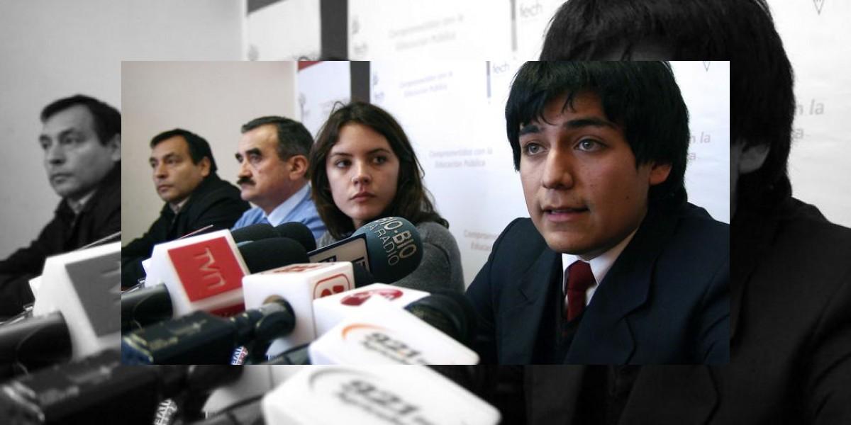 Estudiantes convocan a dos marchas por Alameda para el próximo jueves