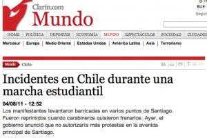 Foto:El Clarín (Argentina). Imagen Por: