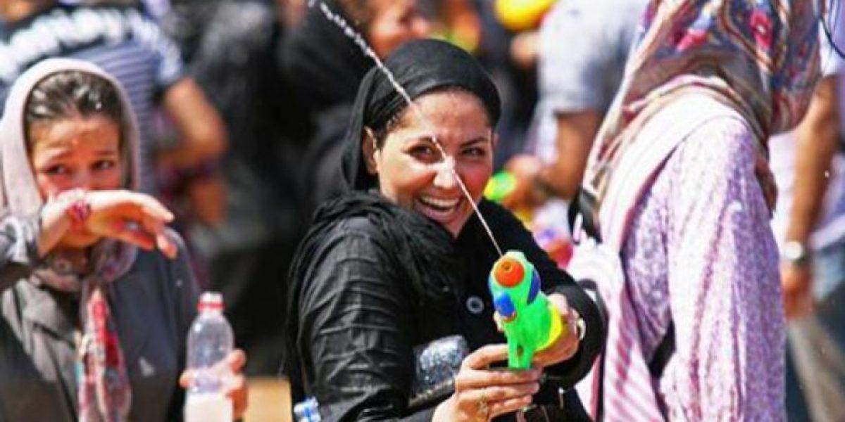 Régimen iraní encarcela a jóvenes por jugar con pistolas de agua