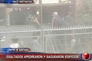 Foto:Imagen de TV (Chilevisión). Imagen Por: