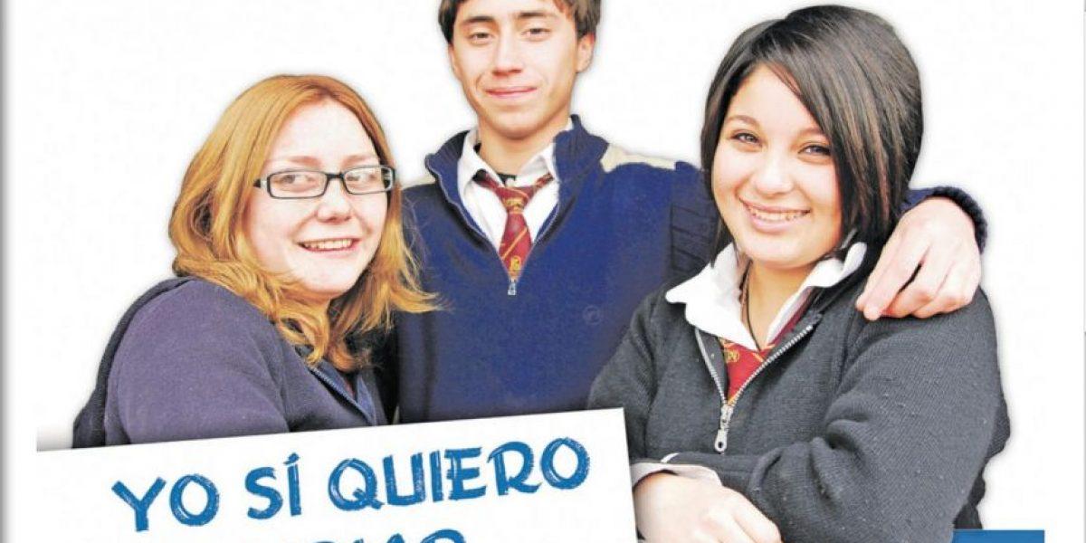 Estudiantes interponen recurso por polémico afiche de
