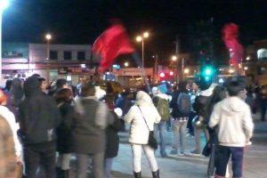 Vecinos de Maipú también se animaron. Foto:@andreaherrerar. Imagen Por: