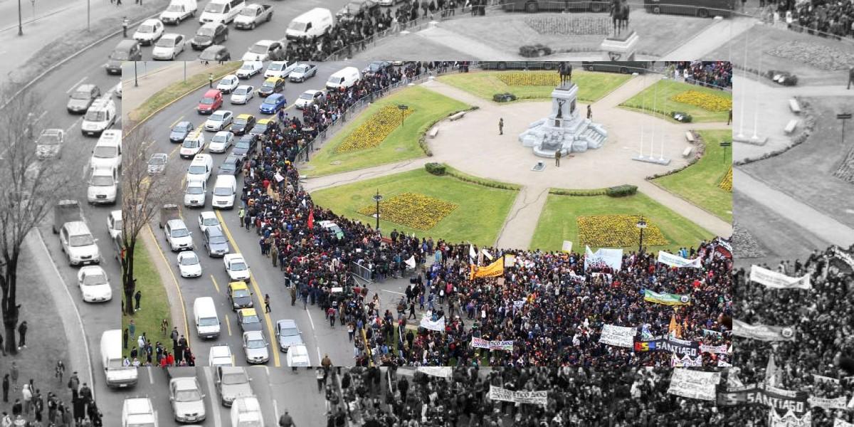 Estudiantes de la ACES convocan a marcha por no haber sido invitados a diálogo en La Moneda