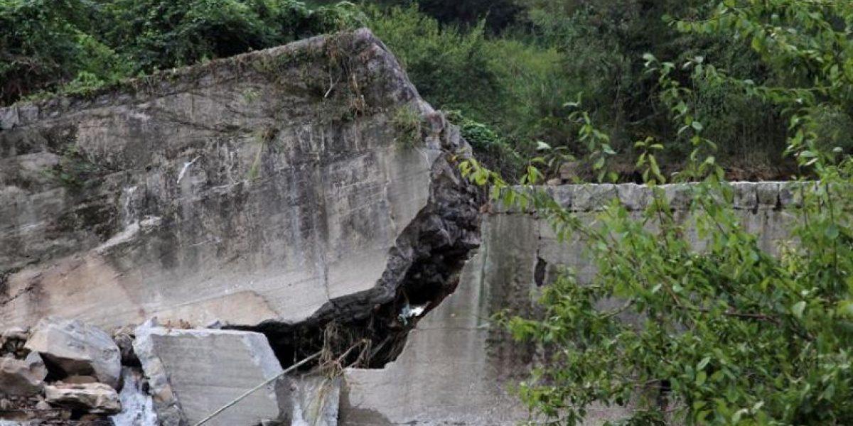 [FOTOS] El destructivo paso del tifón