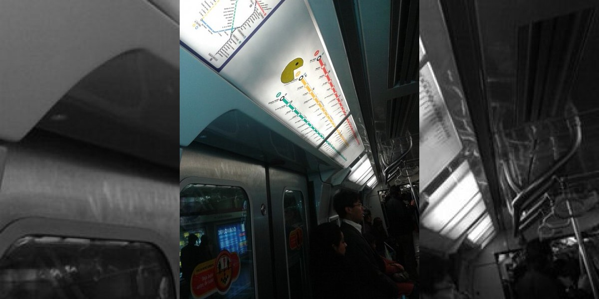 Chilean Way: Pac-Man en el Metro
