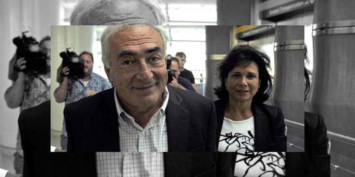 Strauss-Kahn declara como testigo ante acusaciones de violación en su contra