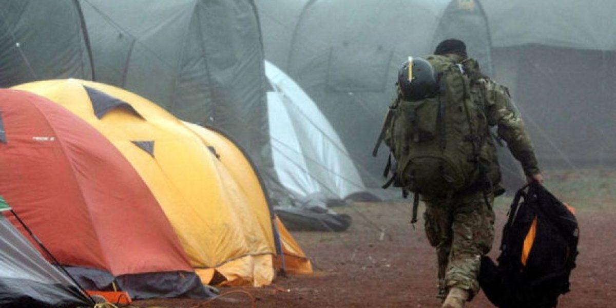 Malas condiciones mantienen suspendidas las operaciones aéreas en Juan Fernández
