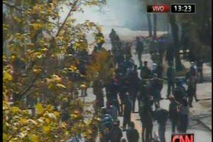Foto:Imagen de TV (CNN). Imagen Por: