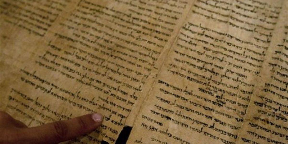 Ya están online los rollos del mar muerto que contienen el Antiguo Testamento