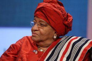 La presidenta de Liberia, Ellen Johnson-Sirleaf. Foto:EFE. Imagen Por: