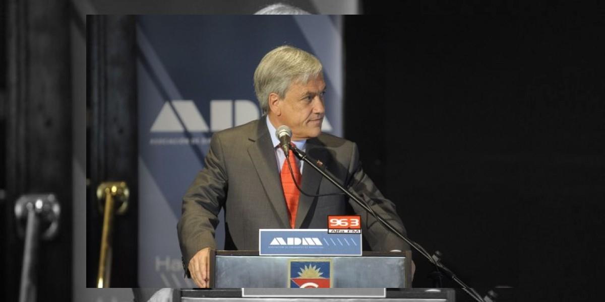 Piñera pide