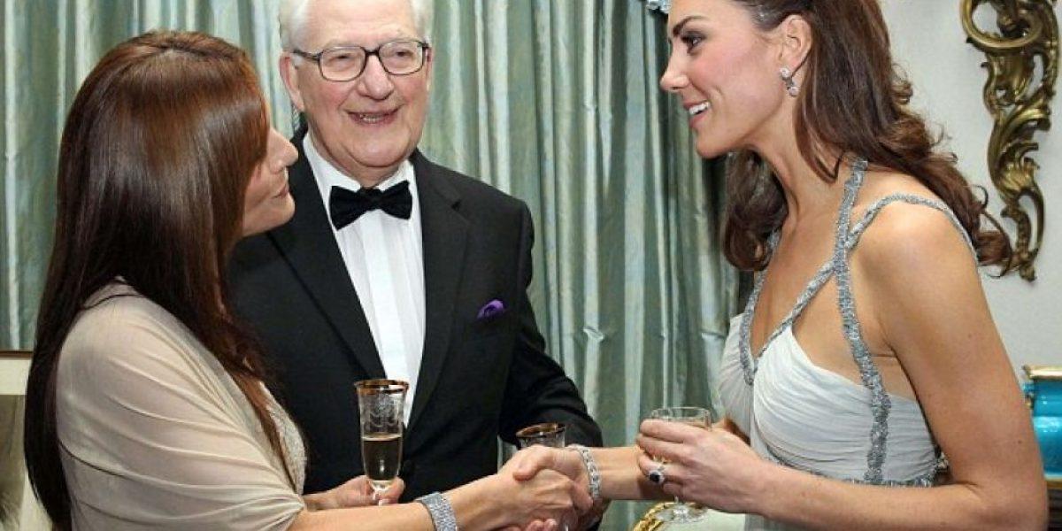 [FOTOS] Kate Middleton revela el misterio de su extensa cicatriz en la cabeza
