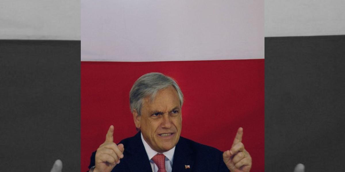 Adimark: Piñera sube un punto en aprobación y baja adhesión al conflicto estudiantil